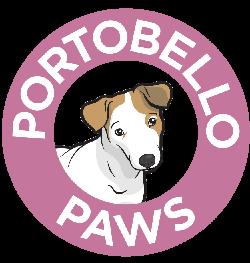 Portobello Paws Logo